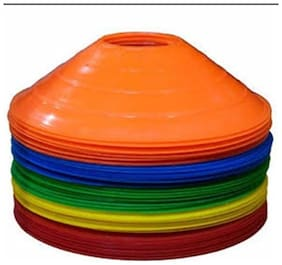 CW Saucer Marker Cone in Set of 50 pcs