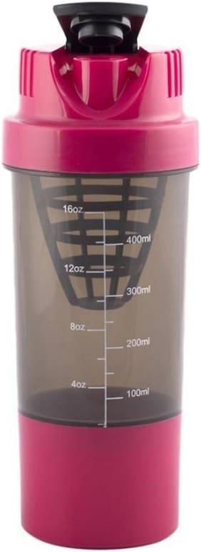 Cyclone Gym Shaker Water Bottle, 500 ml