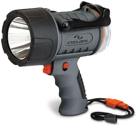 Cyclops CYC-300WP 300 Lumen Waterproof Spotlight LED with Rechargeable Battery