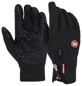 Cycrm Windproof waterpro Screen Glove Mittens Fleece S