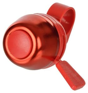Dark Horse Bicycle High Quality Bell Horn;Red