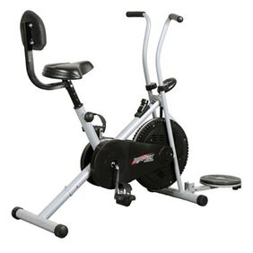 Deemark Body Gym Air Bike 1001 with Back Rest & Twister