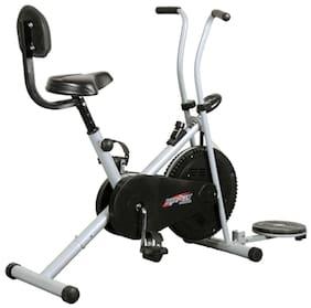 Deemark Body Gym Air Bike 1001 with Back Rest & Twister