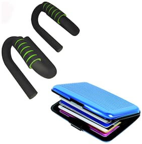 Deemark Card Holder as a freebie with Push Up Bar