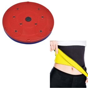 Deemark combo of 5 in 1 twister with hot belt-l as freebie