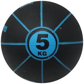 Diablo Rubber Medicine Balls (3 KG, Black-Blue)