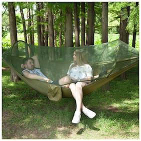 Dolphy Portable Camping Hammock with Mosquito Net
