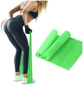 DreamPalace India TheraBand Latex Free Resistance Exercise Band For Men & Women