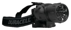 Duracell Explorer Black LED Headlamp with Batteries Included 25 Lumens US Seller