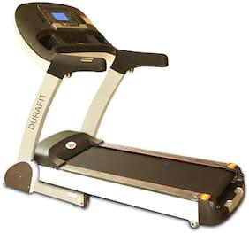 Durafit Bronco 2.75 HP (Peak 5.5 HP) DC Motorized Treadmill