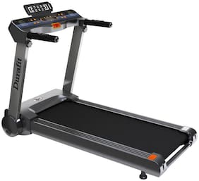 Durafit Spark 1.25 HP (Peak 2.5 HP) DC Motorized Treadmill