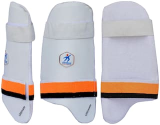Duroplay Ultimate Cricket Thigh Guard/Pad Right Handed Mens
