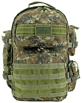 EastWest Elite Gear Hauler Backpack Tactical 3-Day Survival Pack Trek WOOD DIGI*