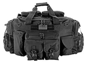 EastWest Tank Tactical Duffle Bag XL Operator Deploy Shooter Gear Bag BLACK*