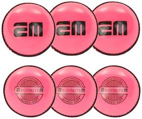 EM SKILL COACHING BALL - INCREDI SOFT PINK (PACK OF 6)