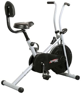Exercise Cycle Bike 1001 With Back Support For Home Use