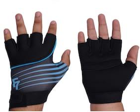 Fashion 7 Gymaholic Fitness Gym Gloves