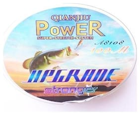 Fishing A8108 Line, Super Strong Durable, Dia:20mm, Tested:4.0kg, Approx: 100m