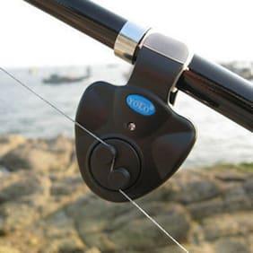 Fishing Gear Fishing LED Light Fishing Bite Alarm Fishing Rod Line Buffer Alert