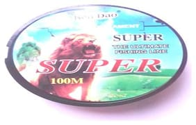 Fishing Line Rope String Nylon DIA 0.15 , UP TO 14 kg , 100 MM