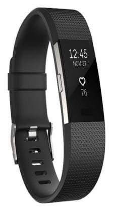 Fitbit Charge 2 Wireless Activity Tracker & Sleep Wristband Large