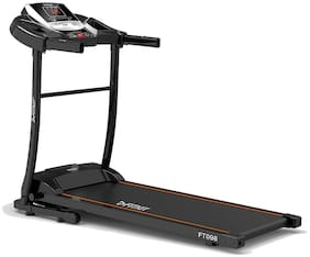 Fitkit FT098 Series (2 HP Peak) Motorized Treadmill with Free Dietitian;Personal Trainer;Doctor Consultation and Installation Services