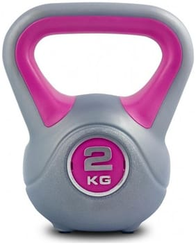 Fitness 2 Kg Kettlebell High Quality Imported for Gym