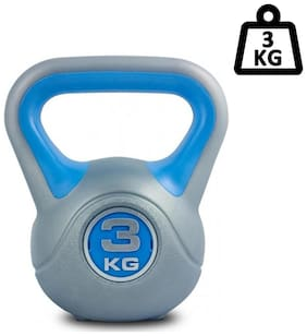 Fitness 3 kg Kettlebell High Quality Imported for Gym