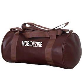 "Mobidezire Heavy duty nylon Travel duffel bag - 38 cm (15"")"