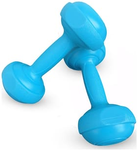 FITNESS DUMBBELL FOR HOME GYM EXERCISE CARDIO AEROBIC TRAINING 5 kg