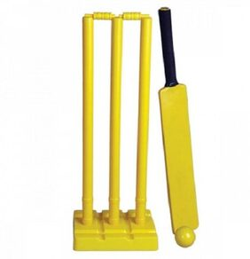 Fitness solutions Cricket Kit size 6 best for all types grounds for indoor outdoor matches