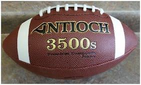 FOOTBALL NEW 3500S Composite Stitched Seam JUNIOR Size
