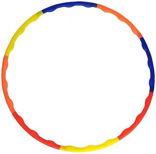 Foricx Huppa Hulla Ring/Hula Hoop Exercise Ring/Exercise Ring Collapsible Kids Huppa/Hula Ring Exercise Ring for Aerobics,Gymnastic & Weight Loss