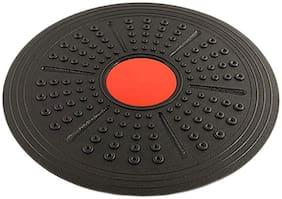 Foricx Plastic Fitness Balance Board, 40cm (Multicolour)