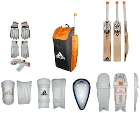 FULL CRICKET KIT ADIDAS - SMALL BOYS SIZE