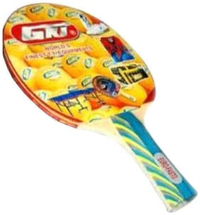 GKI Euro Fasto Table Tennis Racquet With Foam Cover