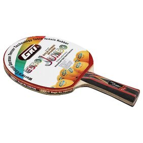 GKI Euro Jumbo Table Tennis Racquet (With Cover)