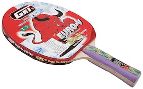 GKI EURO V Table Tennis  Racquet Soft Tatron Cover  (With Cover)