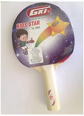 GKI Kids Star Table Tennis Racquet Skin (Pack of 2)