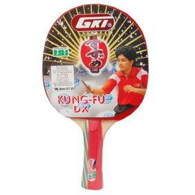GKI KUNG FU DX Table Tennis Racquet ( With Cover )