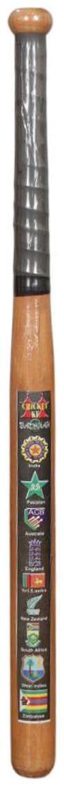 GLS 32 Force Red Wooden Baseball Bat