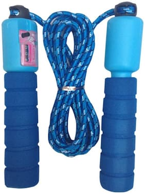GLS Fitness Skipping Rope With Automatic Counter