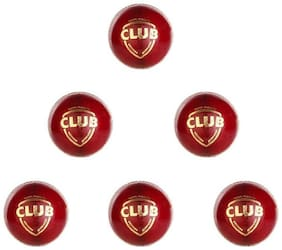 GRACE CREATION SG LEATHER BALL PACK OF 6