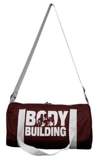 Buy Gym And Sports Duffle Bag (Maroon 06e2616c38f9f