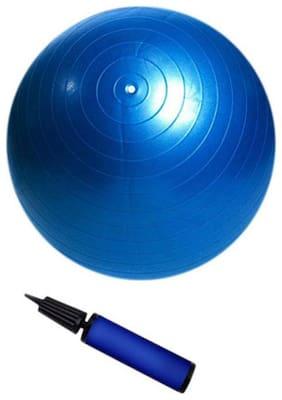GYM BALL 75 CM (Anti Burst) Help To Lose Weight & Tone Body