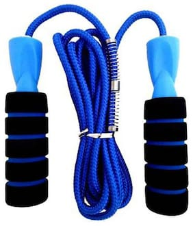 GymWar Skipping Rope for Exercise - 1pc - Mullticolor