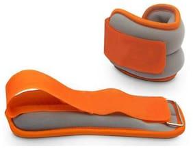 GymWarWrist/Ankle Weights Home Gym Weight Bands(0.5 kg)