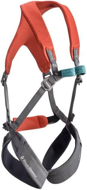 Half Body Single Rope Simple Saftey Harness, Safety Belt Body Guard Fall Protection Secure Equipment for Outdoor Activity