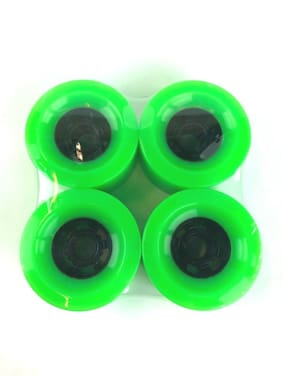 HAMBOARDS HB CA Replacement Skateboard Wheels 90mm 80a Fit Classic, Pinger, Fish