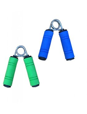 Sandilor Pack of 2 Fitness Grip Plastic & Steel